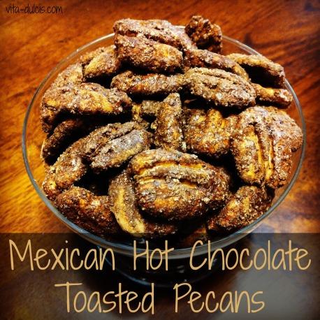 hot chocolate pecan