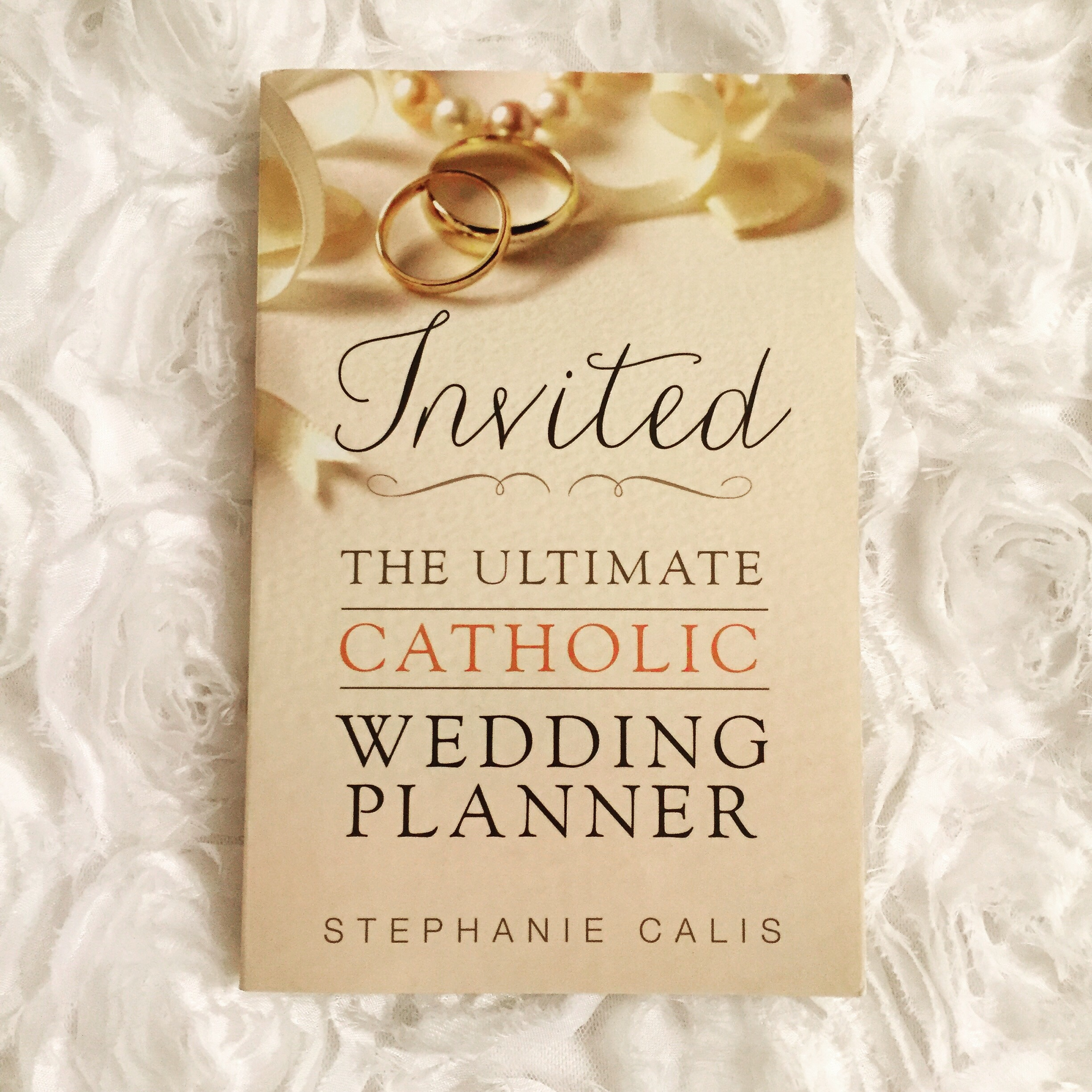 Invited the ultimate catholic wedding planner book review invited the ultimate catholic wedding planner book review giveaway solutioingenieria Image collections